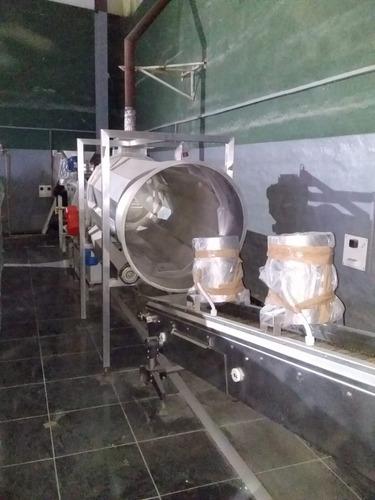 fabrica d snacks completa papitas, chizitos, almohaditas,etc