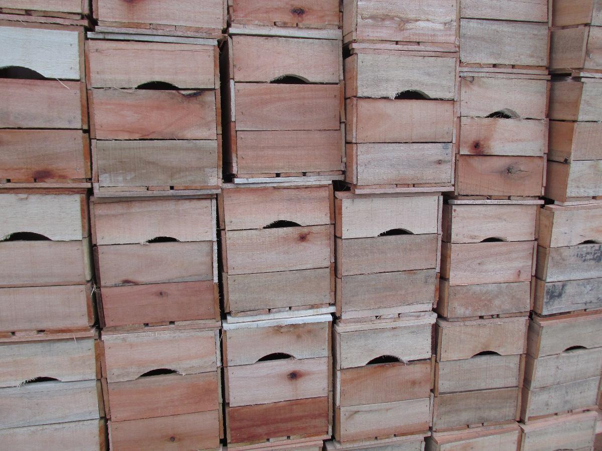 fabrica de cajones de madera para fruta y decoracion