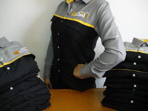 fabrica de camisas estilo columbia y uniformes en general