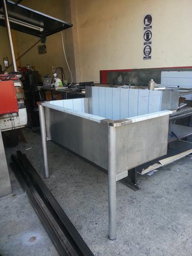 fabrica de campanas, fregaderos, parrillera, grill, ducteria