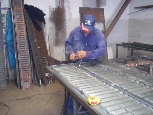fabrica de celosias metalicas nuevas y a medida