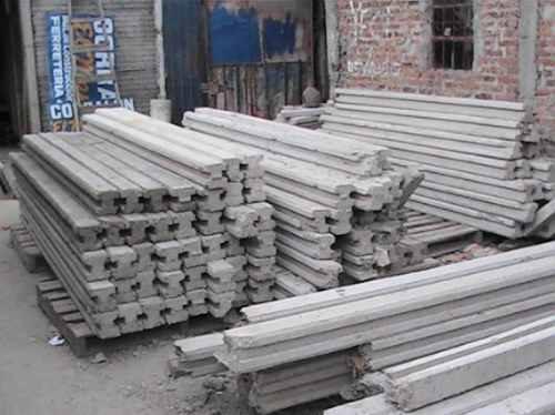 fabrica de cercos y postes premoldeados.
