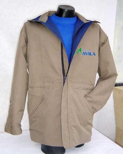 fabrica de chaquetas corporativas empresas. bordados, logos.