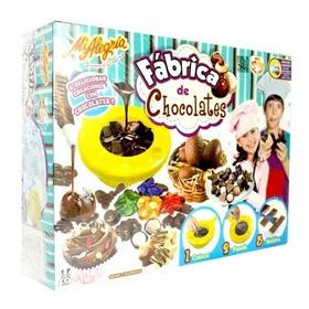 Fabrica De Chocolates Mi Alegria Juguete Para Niños