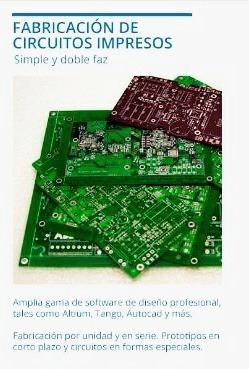 fabrica de circuitos impresos