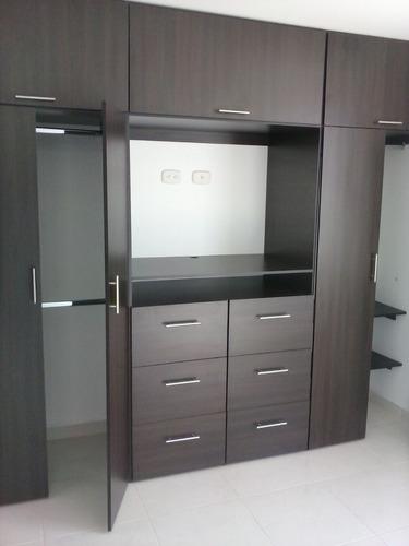 fabrica de closets en mdf x metro lineal modernos calidad