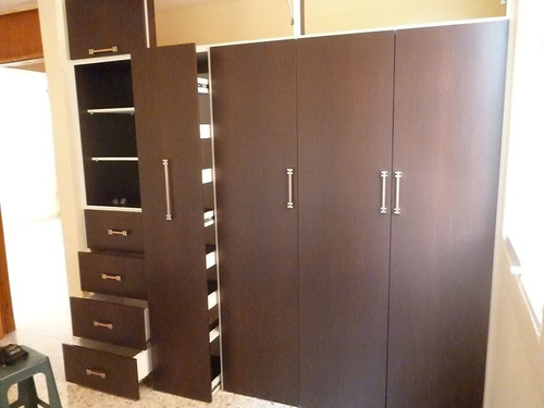 fabrica de closets en mdp calidad modernos x metro lineal