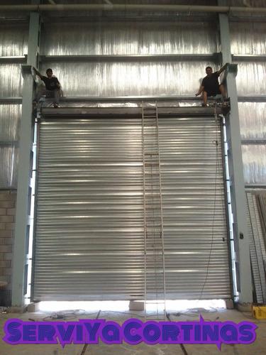 fabrica de cortinas metálicas *4588-0878 24hs
