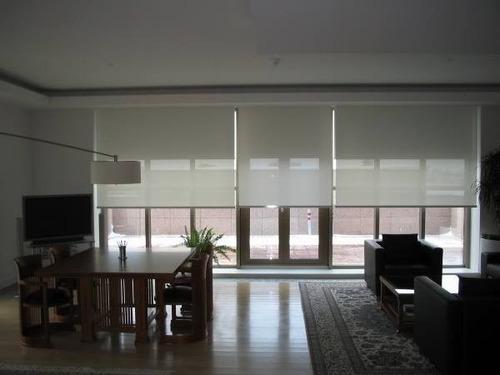 fabrica de cortinas roller motorizadas. entrega 5 a 10 dias