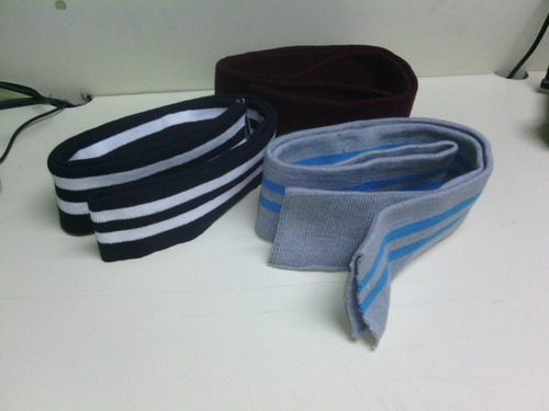 fabrica de cuellos para chemises, hilo crudo o acrilico.