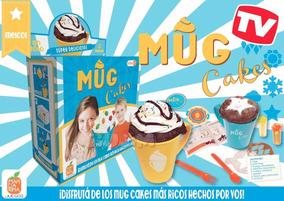 Cupcake Mug Cake Mira Fabrica 1 TvJiujim Video De Minuto WDE9H2I