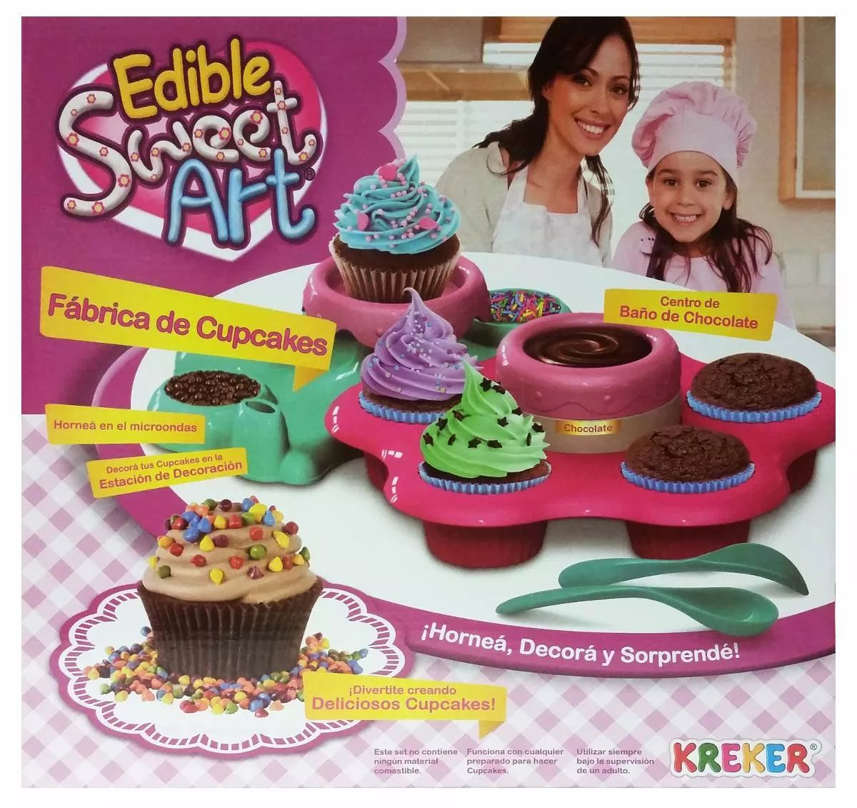 Atractivo País Reseñas Cocina Sweetart Embellecimiento - Ideas de ...