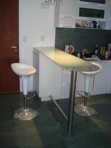 fabrica de desayunadores y barras columna  acero inoxidable