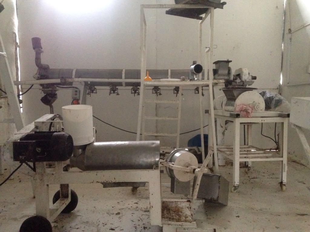 fabrica de dulces completa san marcos sierras