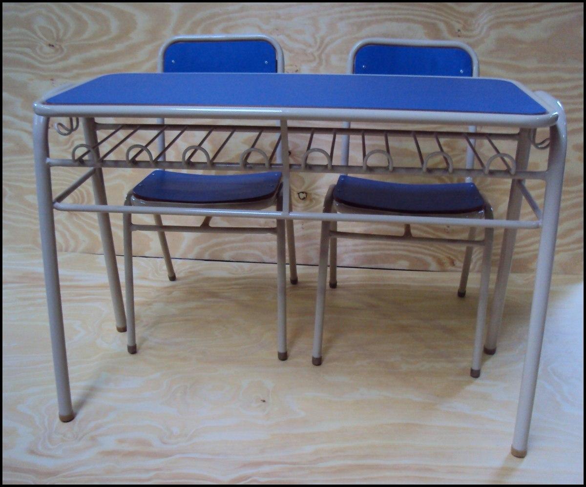 F Brica De Equipamientos Escolares 01 Pupitre 02 Sillas  # Muebles Pupitres Escolares