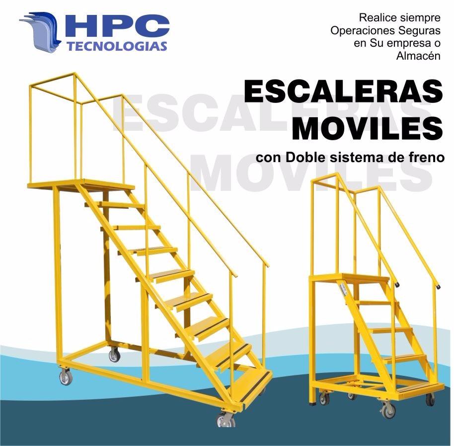 fabrica de escaleras metalicas m viles industriales en