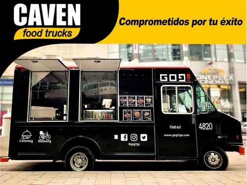 fabrica de food trucks y trailers de comida rapida