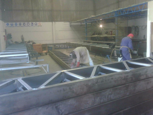fabrica de galpones y tinglados al mejor precio