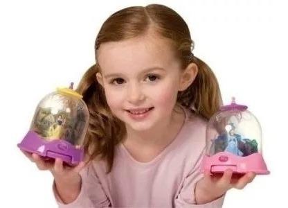 fabrica de globos de nieve princesas disney