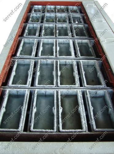 fabrica de hielo autocontenida tipo block o barra