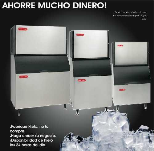 fabrica de hielo en cubo marca torrey para 100 kgs