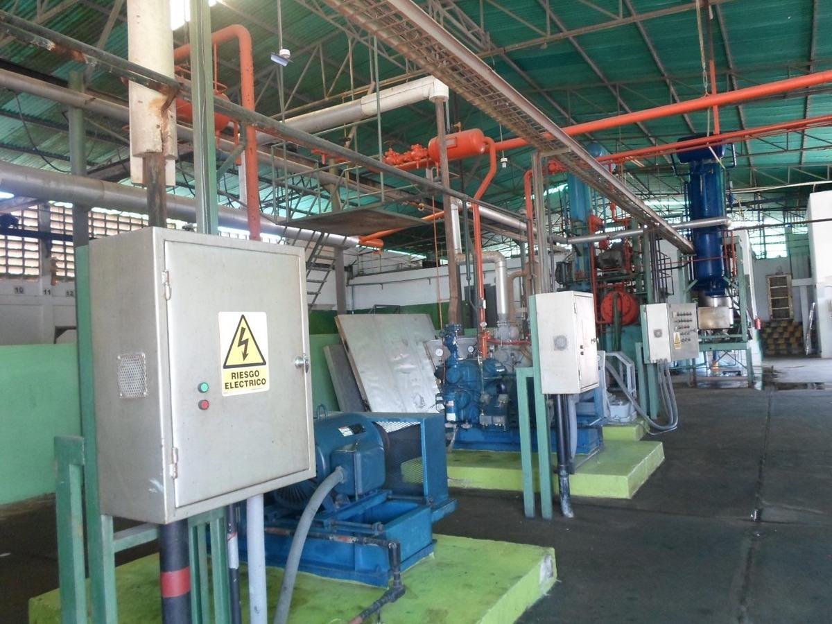 fabrica de hielo machiques de perija