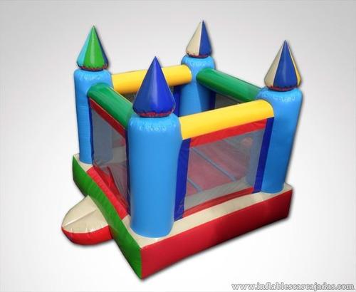 fábrica de inflables: castillos, toboganes, publicitarios