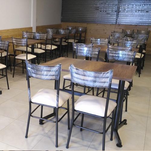 fábrica de mesas y sillas para restaurante