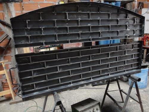 fabrica de moldes para premoldeado, viguetas etc.