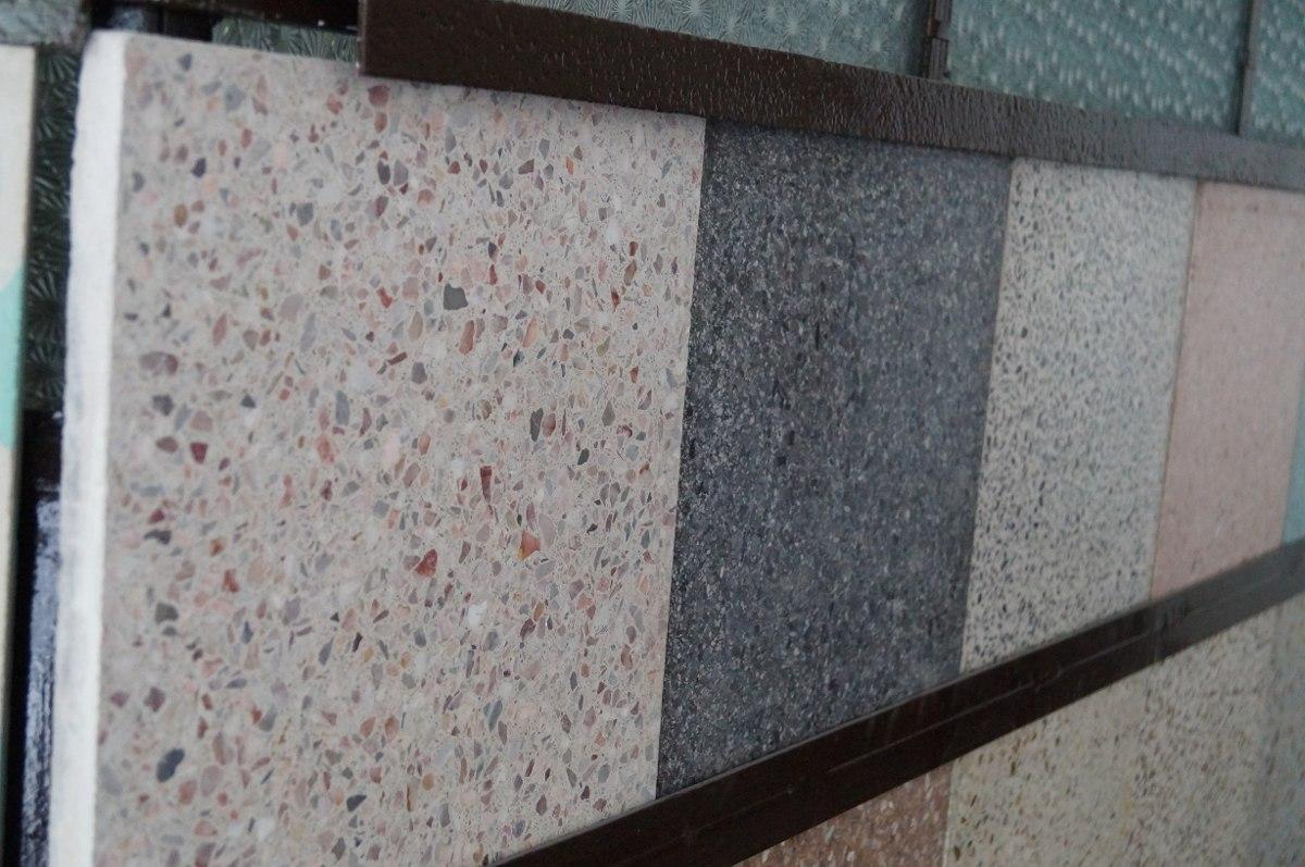 F brica de mosaicos lozetas losetas granito pasta for Granito nacional precio metro