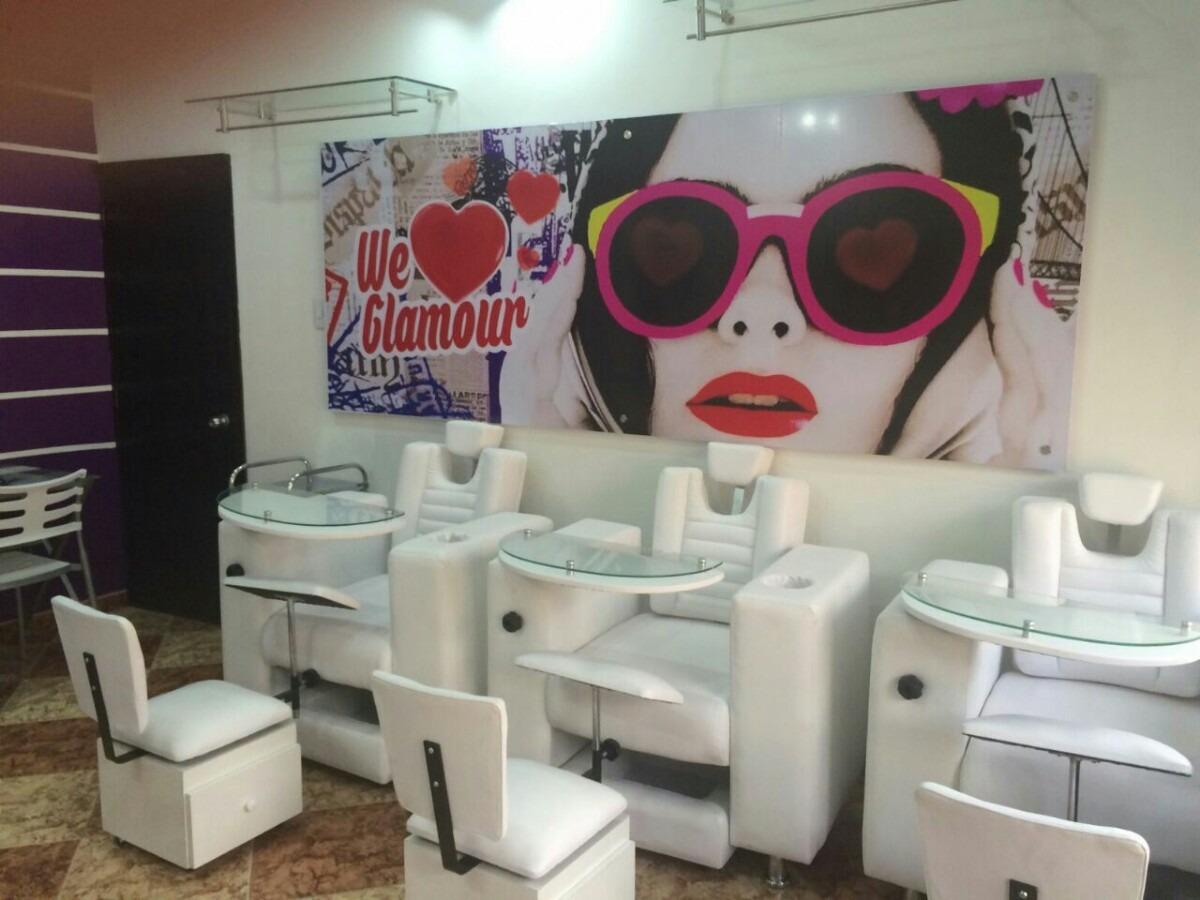 Fabrica de muebles de peluqueria poltrona de spa de for Muebles de peluqueria en oferta