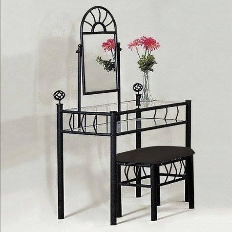 Fabrica de muebles en hierro forjado decoraciones espejos for Muebles de fierro forjado