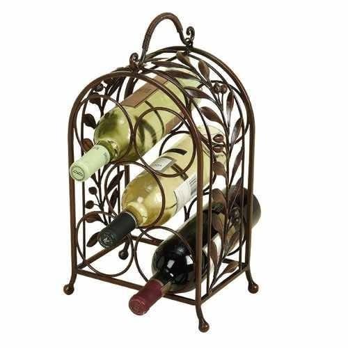 fabrica de muebles en hierro forjado,decoraciones,vineros 5b