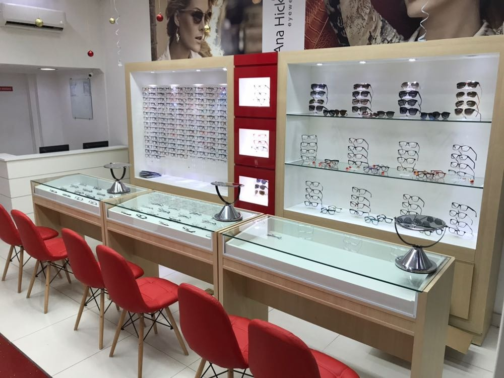 a86d03bac fábrica de óticas óculos expositor fabricamos óticas. Carregando zoom.