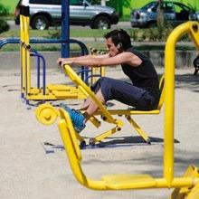 fabrica de parques biosaludables o gimnasio al aire libre