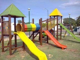 fabrica de parques infantiles al mayor y detal.