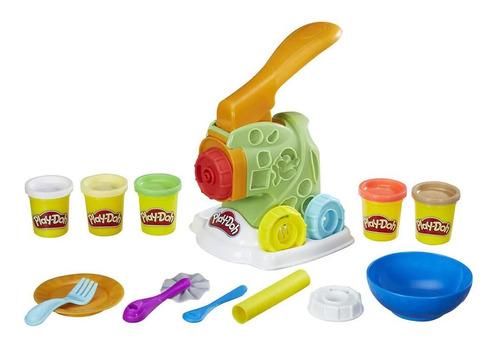 fabrica de pastas hasbro play doh con moldes divertidos