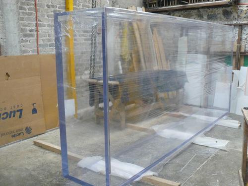 fábrica de peceras acrilicas personalizada con luz divisione