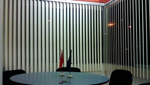 fábrica de persianas verticales de pvc