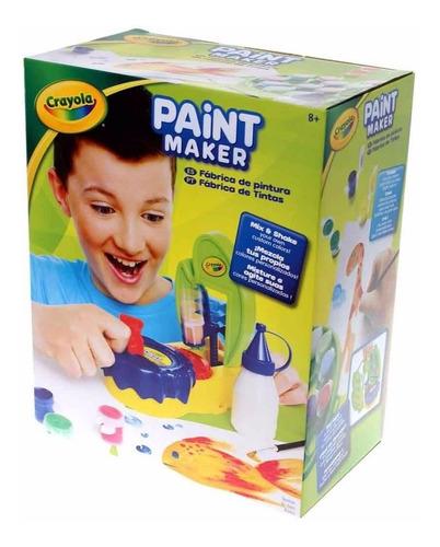 fábrica de pinturas crayola