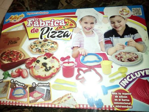 fábrica de pizzas de mi alegría.