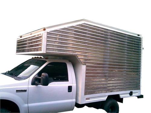fabrica de plataformas, furgones, eq de grúas para camiones