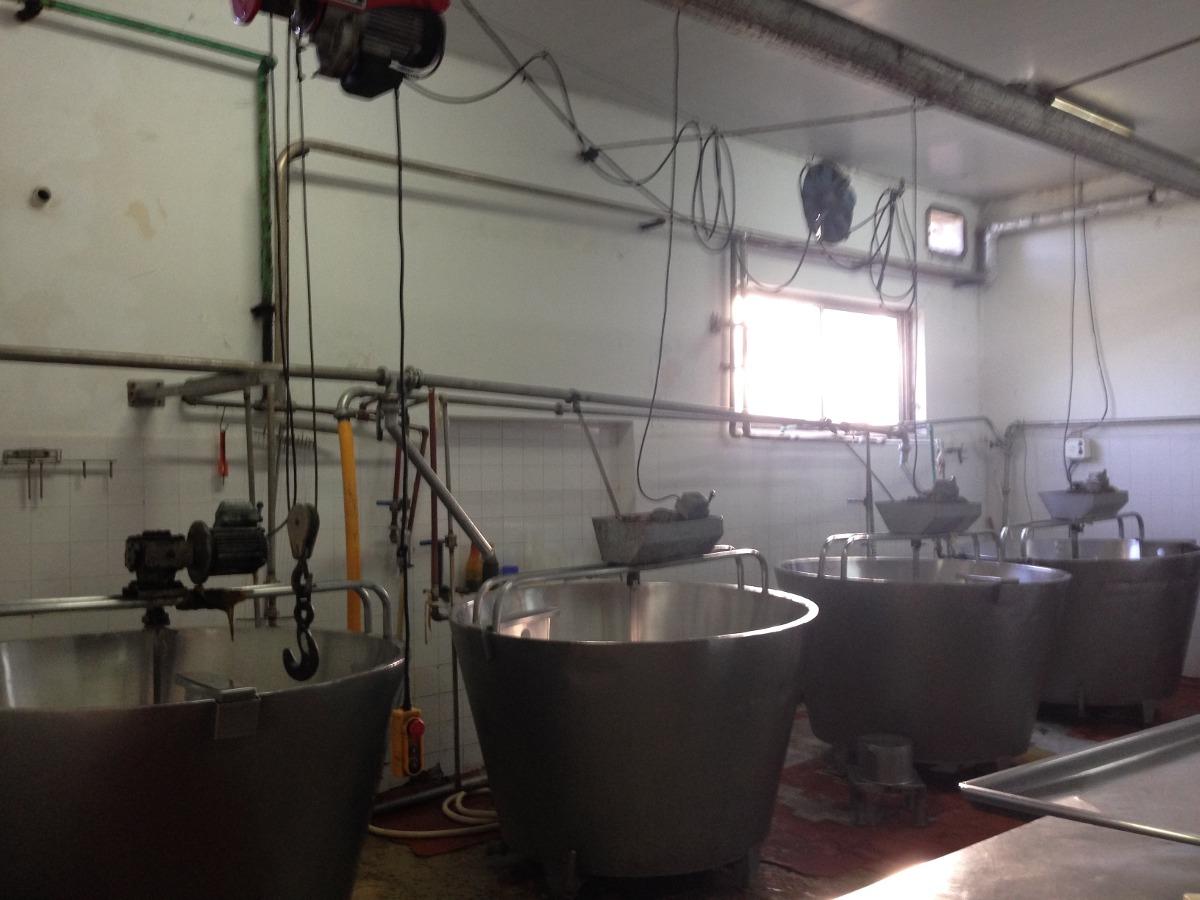 fabrica de productos lacteos quesos. excelente oportunidad