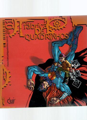 fabrica de quadrinhos 2001
