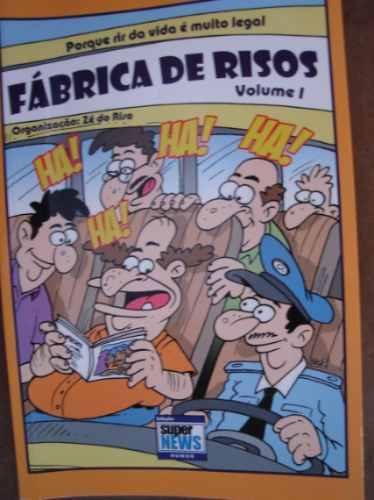 fábrica de risos vol 1 zé do riso