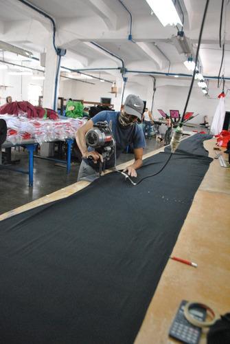 fabrica de servicio en confección costura
