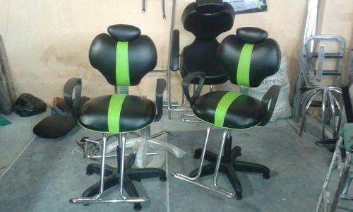Fabrica de sillas de corte reclinable para peluqueria y for Sillas de peluqueria