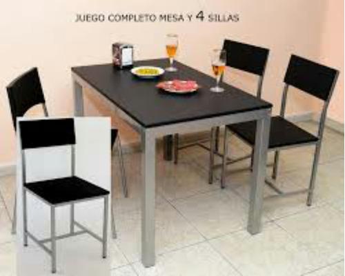 Fabrica De Sillas Y Comedor - Bs. 80,00 en Mercado Libre