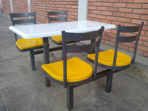 fabrica de sillas y mesas para restaurantes y panaderías