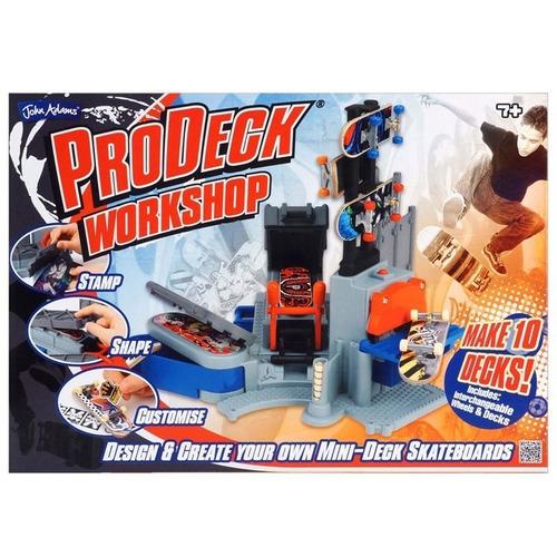 fábrica de skate prodeck